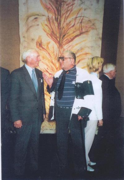 Flamme Eternelle de Colette AZOULAY Dinard-1997