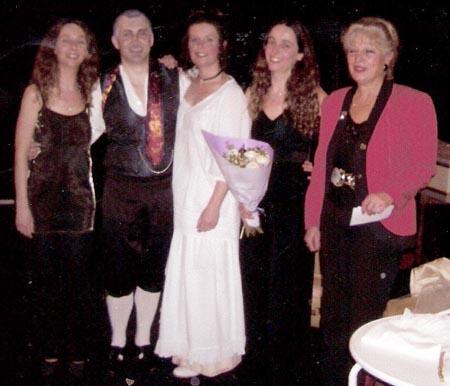 La Flamme Eternelle au théâtre du Lucernaire